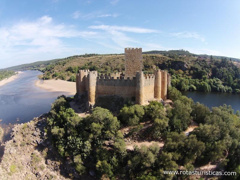 Castelo De Almourol Fotos De Almourol Santarem Rutas Turisticas