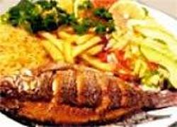 Mojarra Frita Recetas Culinarias De Atlántico Colombia Rutas