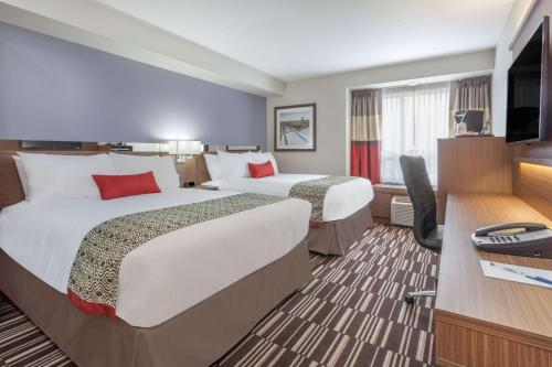 Microtel Inn & Suites by Wyndham Val-d Or
