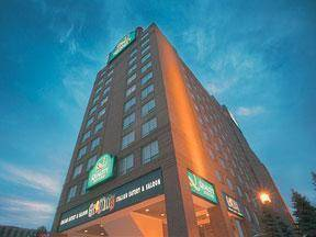 Quality Suites Toronto Airport Hotel