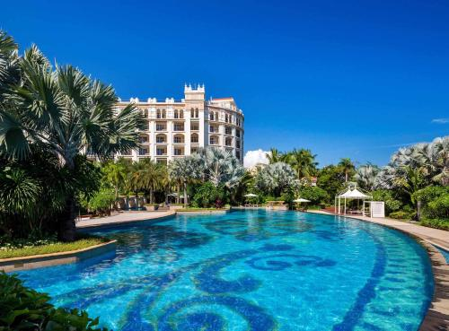 Crowne Plaza Resort Sanya Bay