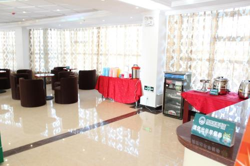 GreenTree Inn Zhejiang Ningbo Passenger Transport Center Tongda Road Shell Hotel