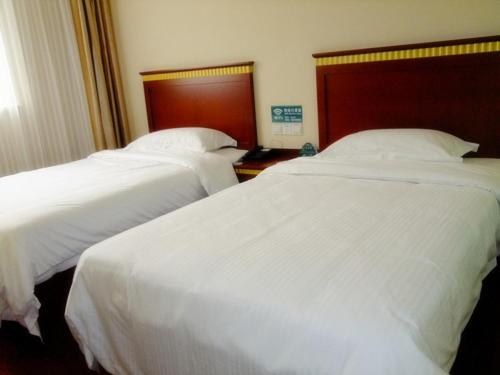 GreenTree Inn Zhejiang Ningbo Yinxian Avenue Airport Road Business Hotel