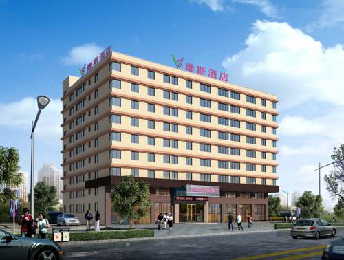 Wes Fashion Hotel Quanzhou Radio and Television Shop