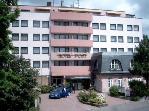 TOP Hotel Post Frankfurt Airport