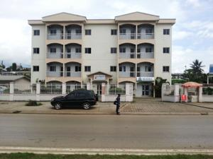 Hotel Hibiscus Blvd Triomphal Hotels  Libreville
