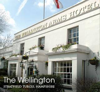 The Wellington Arms Hotel