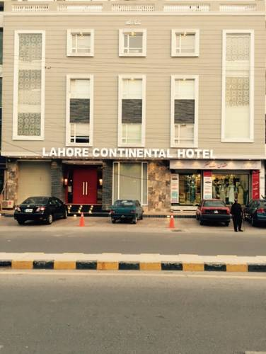 Lahore Continental Hotel