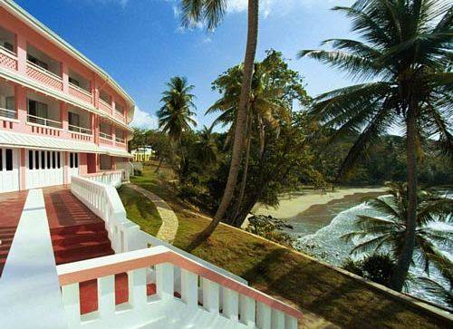 Blue Haven Hotel - Bacolet Bay - Tobago