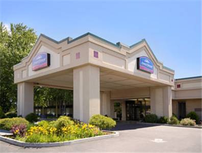 Howard Johnson Hotel Yakima