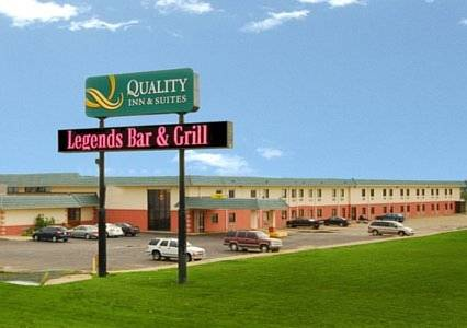 Quality Inn & Suites Salina
