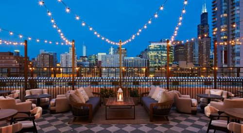 Soho House Chicago Hotel  Hotels