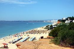 Playa de Vale do Lobo (Algarve)